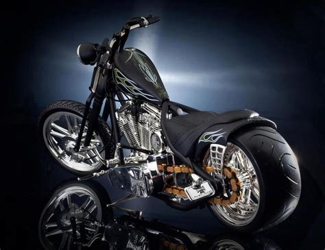 Harley Davidson West by Chekky Cfl Custom By West Coast Choppers Motorcycles