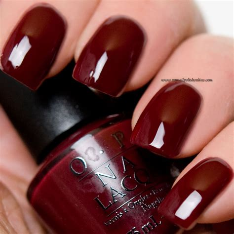 opi malaga wine my nail