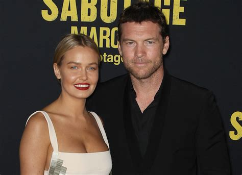 sam worthington and lara bingle sam worthington and lara bingle secretly married last year