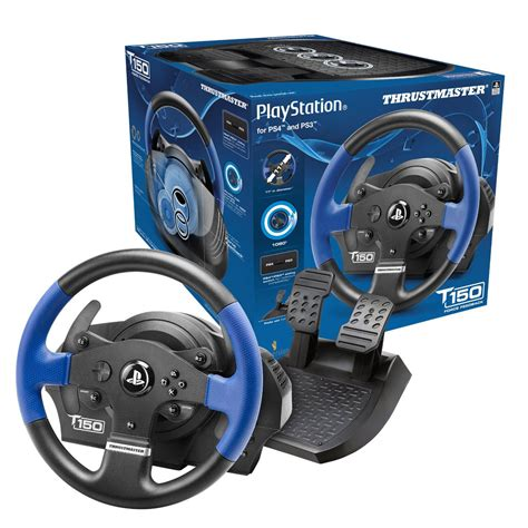 volante pc feedback thrustmaster t150 feedback volant pc thrustmaster