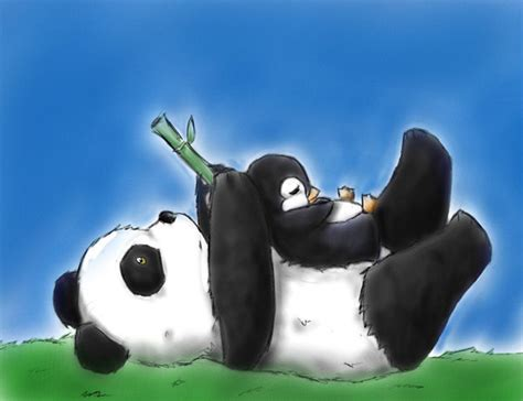 Pinguin Panda discourse where social media pr and communication