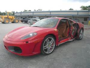 Wrecked Ferraris For Sale Register To Buy Deeply Discounted Wrecked Salvage Cars And