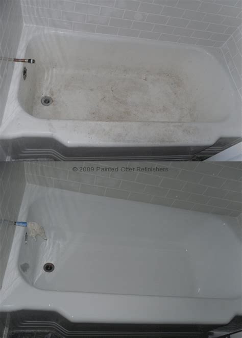 re enameling a bathtub how to re paint and re glaze an enamel bathtub bathroom