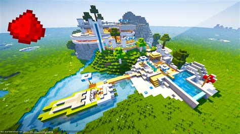 how to build a redstone house redstone mountain house minecraft maps redstone modern house youtube