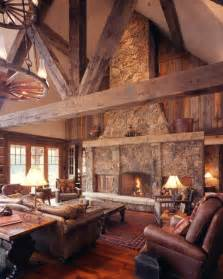 Western Home Interiors western homestead ranch living room rustic living room