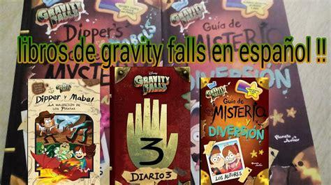 libro el ultimo curso de libros de gravity falls en espa 241 ol posiblemente el