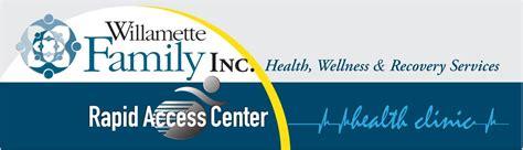 Willamette Family Detox by Willamette Family Inc Rapid Access Center