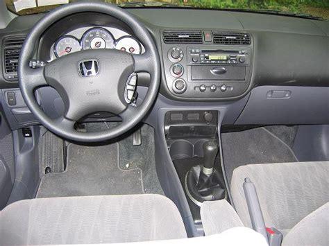 2005 Honda Civic Lx Interior by 2005 Honda Civic Lx Sedan