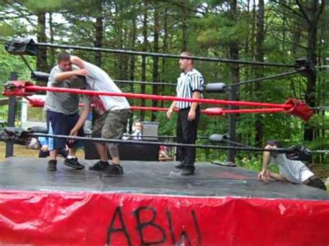 backyard wwe nwf backyard wrestling youtube