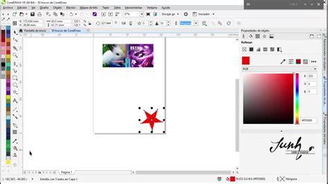 tutorial edit foto coreldraw x7 tutorial corel draw 2017 tutorial con 50 secretos para