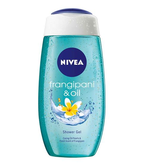 B Q Shower Bath nivea frangipani amp oil shower gel 250 ml buy nivea