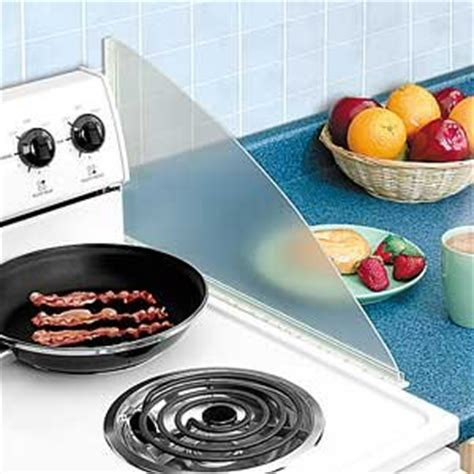 stove splash guard amazon com stove top splash guard splatter shield