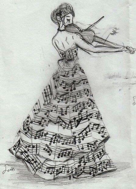 imagenes a lapiz musica las 25 mejores ideas sobre imagenes dibujos a lapiz en
