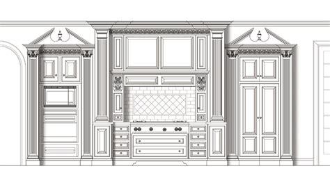 kitchen elevation drawings in autocad joy studio design free home elevation drawing software joy studio design