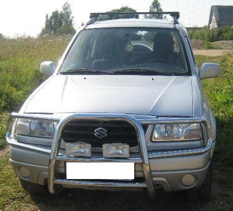 Suzuki Grand Vitara 2001 For Sale 2001 Suzuki Grand Vitara For Sale 2 0 Gasoline Manual