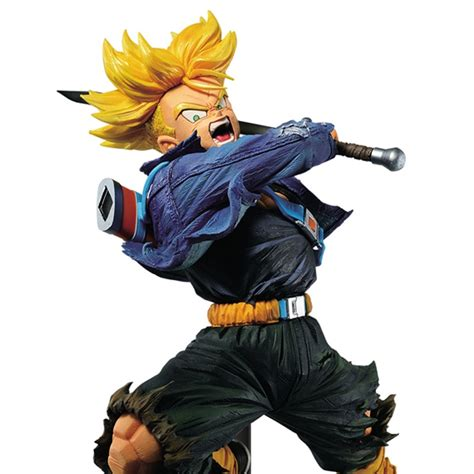 Trunks Saiyan z figurine trunks saiyan banpresto