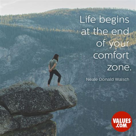 comfortable life life begins at the end of your comfort zone www pixshark