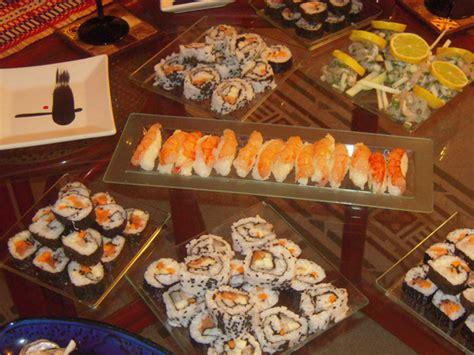 come fare il sushi a casa sushi come fare il sushi a casa con foto passo passo