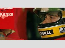 Ayrton Senna in Numbers - The history of Ayrton Senna F1 Driver Numbers