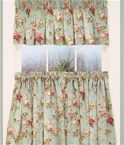 floral kitchen curtains laura s garden country curtains kitchen pinterest