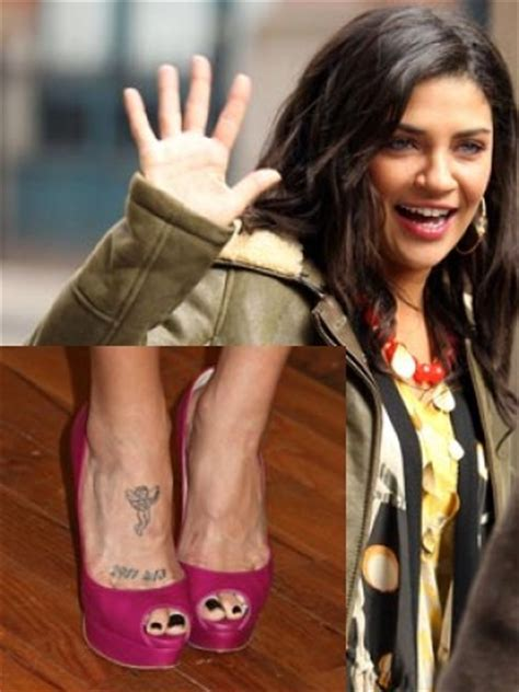 jessica szohr tattoos new pictures tattoos