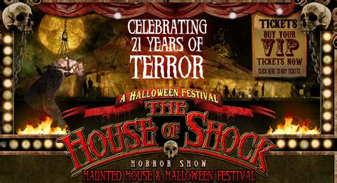 House Of Shock New Orleans by Kitsuneverse Haunts All New Scares For The House Shock