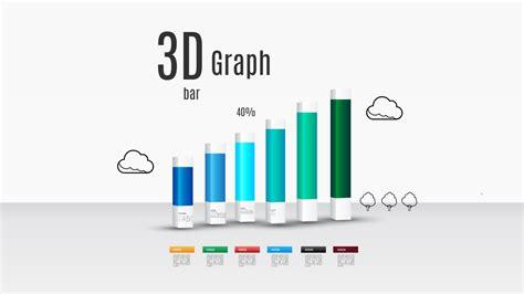 3d graphing 3d bar graph prezi template preziland preziland