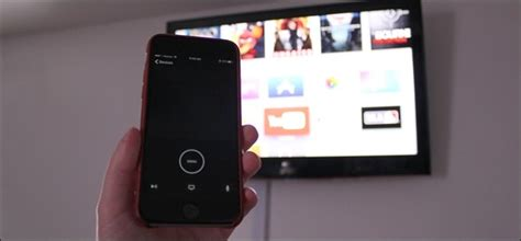 how to use your iphone or as an apple tv remote