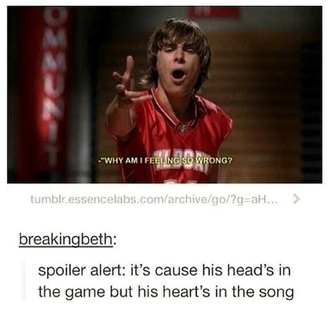 Funny High School Memes - tumblr high school musical 215 best of tumblr