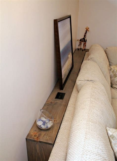 diy behind the couch table turtles and tails diy sofa table corner table for behind