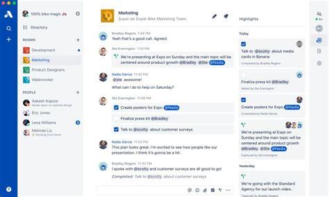 slack vs stride the best group chat software