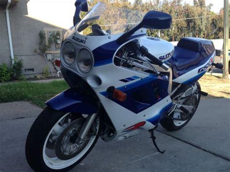 1990 Suzuki Gsxr 1100 1990 Suzuki Gsx R 1100 Reduced Effect Moto Zombdrive