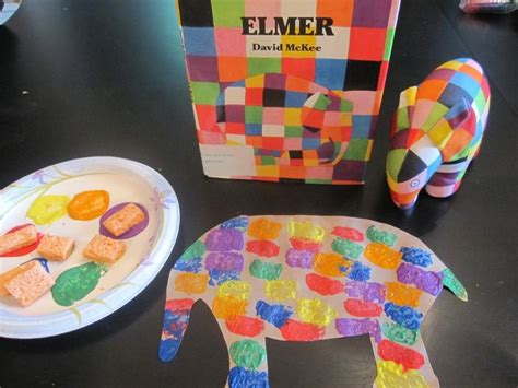 Elmer The Patchwork Elephant Activities - 19 best images about elmer cuento y actividades on