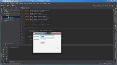 java gui themes javafx java gui tutorial 25 css themes and styles