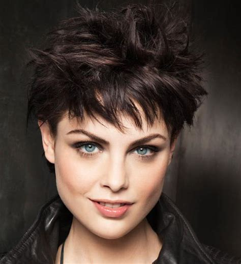 haircuts for women long hair that is spikey on top 2016 bold pixie haircuts for women 2017 haircuts