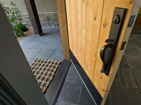 Black Kick Plates For Front Doors Photos Hgtv