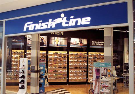 line store finish line twelve oaks mall