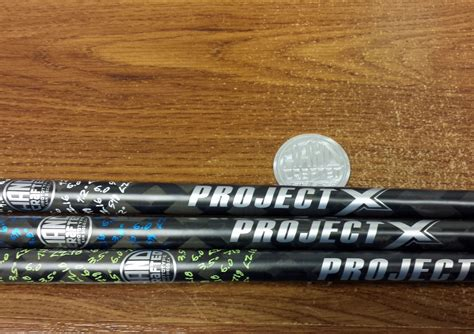 Project X Handcrafted - project x crafted lz loading zone shafts are in