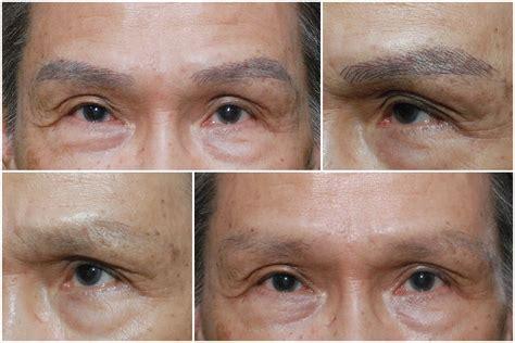 eyebrow tattoo kuala lumpur florence wong weblog professional make up artist 3d