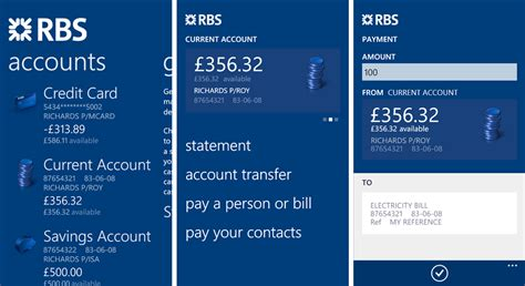 bank sort code means official royal bank of scotland windows phone app now