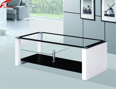 glass center table modern glass center table for living room living room