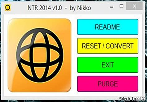 reset tool by nikko ntr 2014 nikko