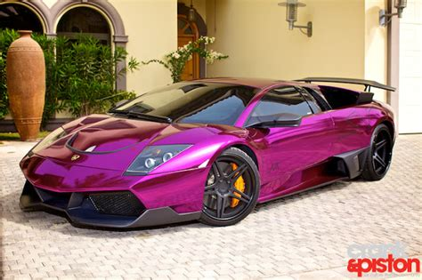lamborghini purple chrome looks like a car lamborghini murcielago adv 1 670 sv