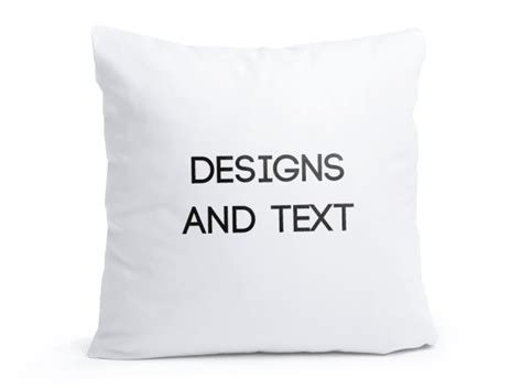 Custom Pillow Cases Uk by Personalised Pillow Cases Cushion Covers Spreadshirt Uk