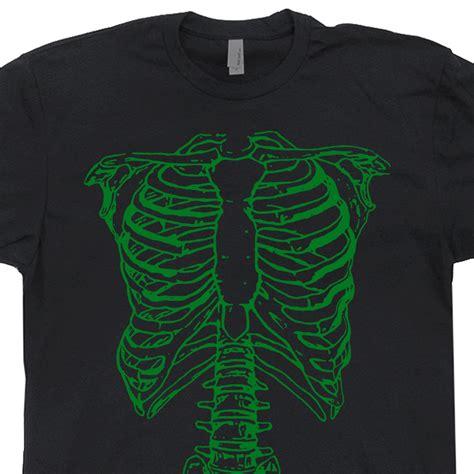 Vintage Rocker Tees Are Back by Spinal Tap Vintage T Shirt Retro Green Skeleton T Shirt