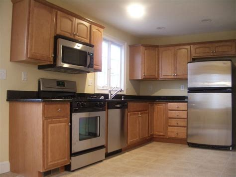 kitchen countertop appliances maple cabinets kitchen cabinets stainless steel