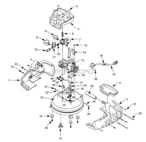 campbell hausfeld parts fp air compressor