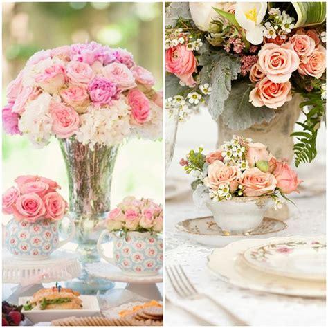 Formidable Table De Mariage Chic #7: Centre-de-table-mariage-chic-so-british.jpg