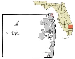 jupiter inlet colony florida fl population data file palm beach county florida incorporated and