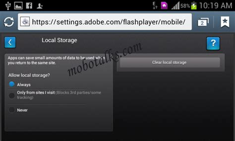 adobe flash player ics apk img gallery install adobe flash on above android 4 0 ics devices